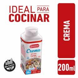Crema UAT Ideal para Cocinar La Serenísima x 200 cc.