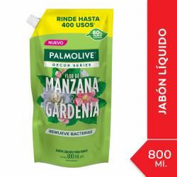 Jabón Liquido Flor de Manzanilla & Gardenia Palmolive x 800 cc.