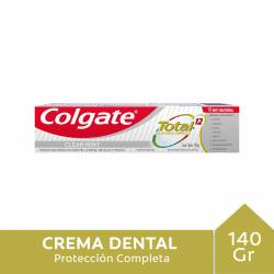 Crema Dental Total 12 Clean Mint Colgate x 140 g.