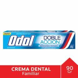 Crema Dental Doble Acción Odol x 90 g.