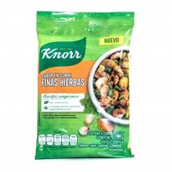 Mix de Sabor Finas Hierbas Knorr 4 sobres x 30 g.