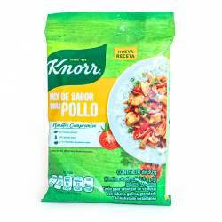 Mix Saborizante Aves Knorr 4 sobres x 30 g.