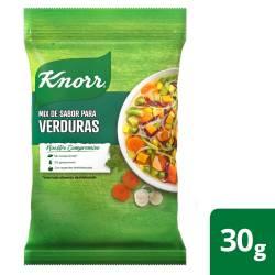 Mix Saborizante Verduras Knorr 4 sobres x 30 g.