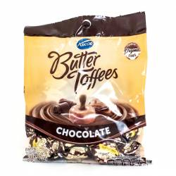 Caramelos Leche Rellenos con Chocolate Butter Toffees x 140 g.