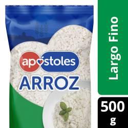 Arroz Grano Largo Fino 00000 Apostoles x 500 g.