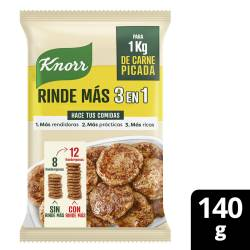Premezcla Rinde Mas Knorr x 140 g.