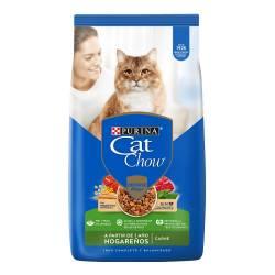 Alimento Gatos CAT CHOW Sin Col Hogareños x 1 kg.